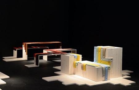 Mutation Series Low Organic Chair Maarten De Ceulaer