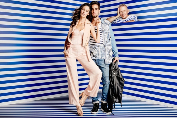 Jean Paul Gaultier For Target To Debut at VAMFF