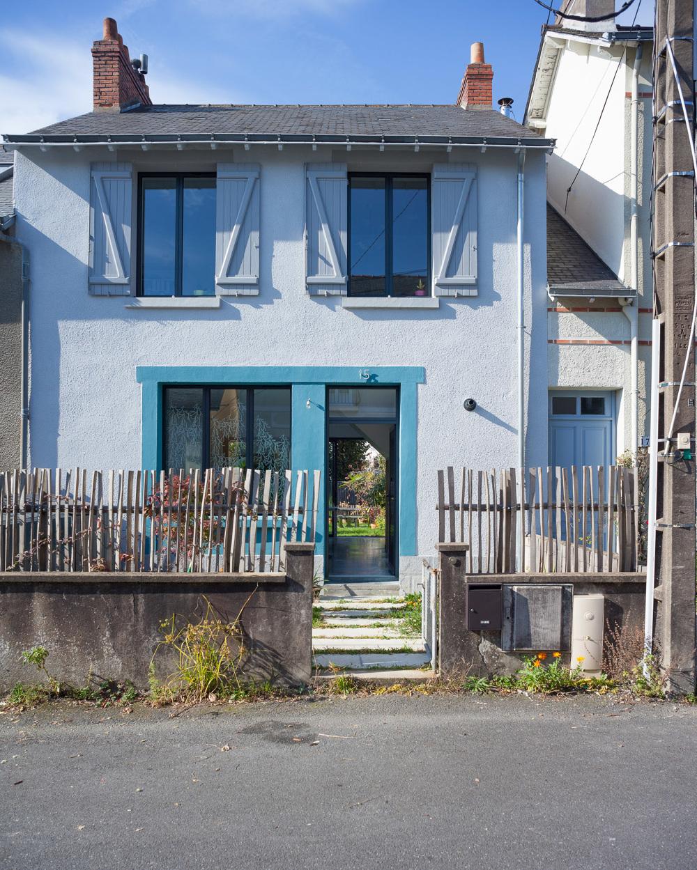 maison architecte nantes affordable magnifique maison de matre situe minutes du centre ville de. Black Bedroom Furniture Sets. Home Design Ideas