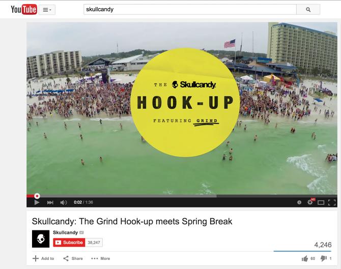 Panama city beach spring break hook up